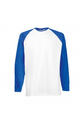 Футболка мужская Valueweight Long Sleeve Baseball T