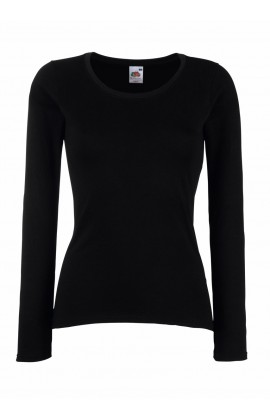 Футболка женская Valueweight Long Sleeve T Lady-Fit