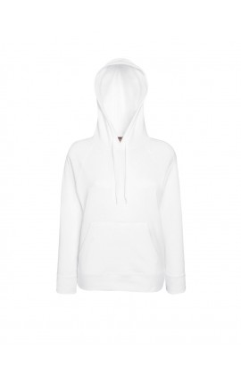 Толстовка женская Lightweight Hooded Sweat Lady Fit