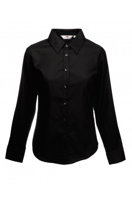 Рубашка женская Long Sleeve Oxford Shirt Lady-Fit